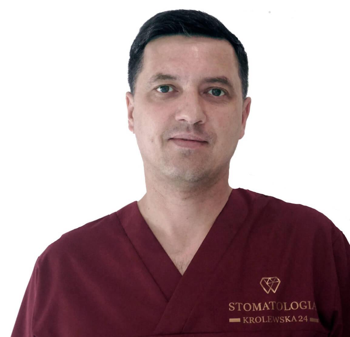 Lek. Med., Lek. Dent. Wojciech Napiórkowski